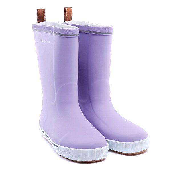 Фиолетовые резиновые сапоги Tretorn Skerry Lavender