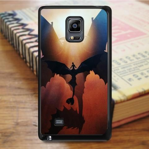How To Train Your Dragon Samsung Galaxy Note Edge Case