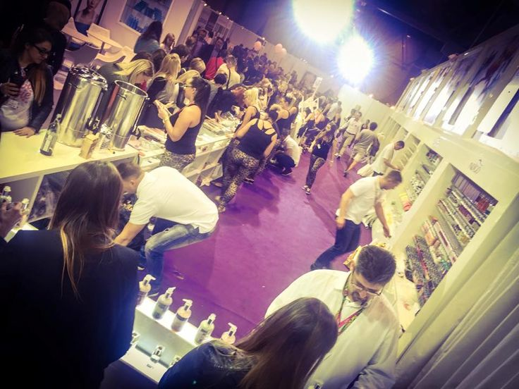 Indigo Power ! Trade fair of the Nails - Sosnowiec, Poland :) Follow us! #poland #nails #indigo #wow #thebest