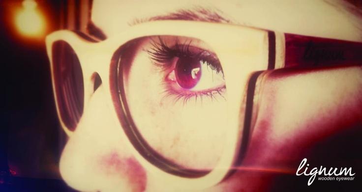 RX circus frames by Lignum Wooden Eyewear