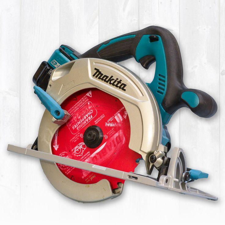 Makita Circular Saw Review - 36 volt DUAL Battery XSH01Z DHS711Z