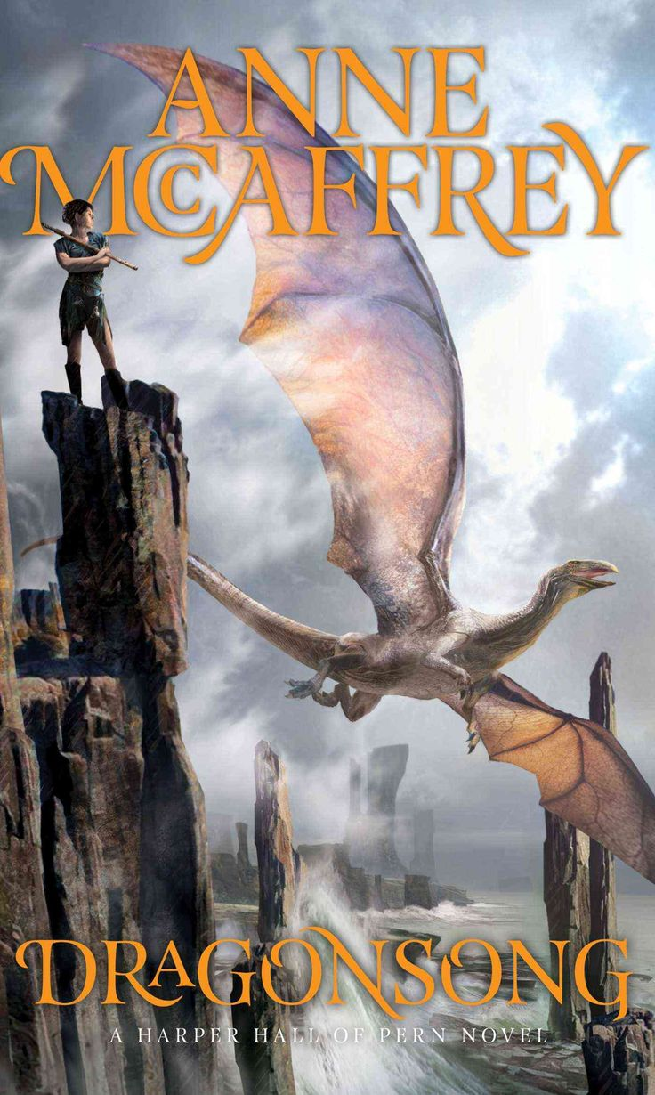 Dragonsong By Anne Mccaffrey [favorite Quote: A Little Music Would Give Us  All Heart