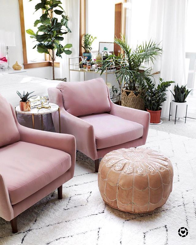 Matrix Blush Pink Chair Blush Pink Chair Pink Chair Accent Chairs For Living Room