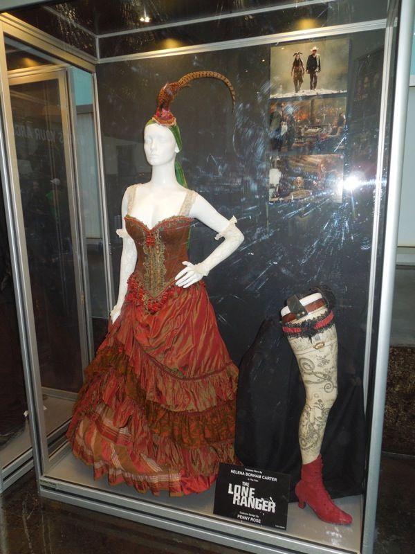 Helena Bonham Carter Lone Ranger film costume