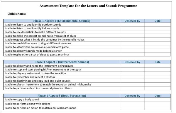 Letters And Sounds Phase  Teaching Standards