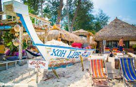 Koh Phangan Beach in Thailand