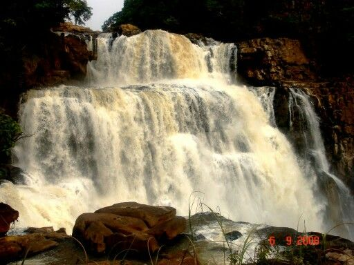 ZONGO FALL, It is really incredible and symphonic place.we spent 3 days over there and my parents told me a lot things regarding our family I did not know before that day. I got more conscious and knowledge. As matter of fact, children learn a lot from parents because their influence.My dad shared a nice history which shaped me mentally and morally.