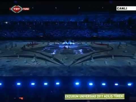 Erzurum Kış Olimpiyatları Mevlana Semazen Etme Gitme - YouTube