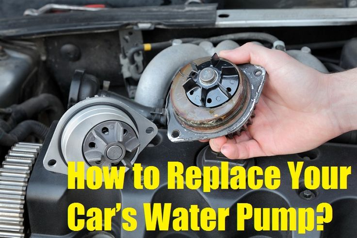 How to #replacementbattery  Your Car's Water Pump? | A water pump is a part of your car's cooling system. It contains an impeller which acts as a coolant for your car's engine. Below are few steps to help you Replace Your Car's Water #Pump put together by the #experts of the largest #SpareParts #Exporters in India.  https://goo.gl/S1dYgb #TataIndigoParts