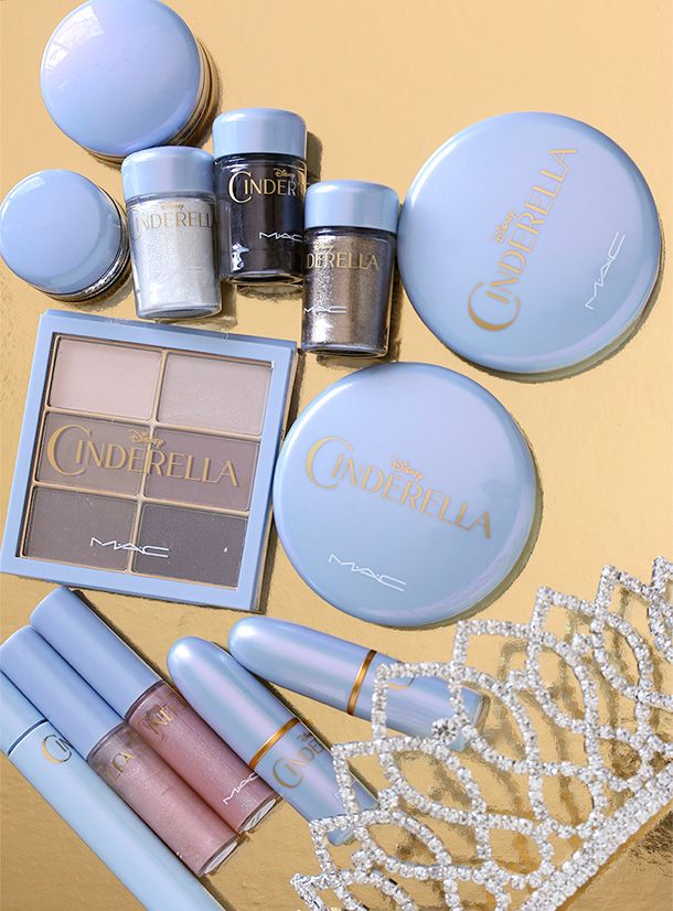 The new MAC Cinderella Collection reviewed by makeupandbeautyblog