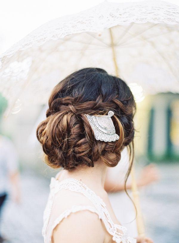 Vintage Inspired Hair Piece