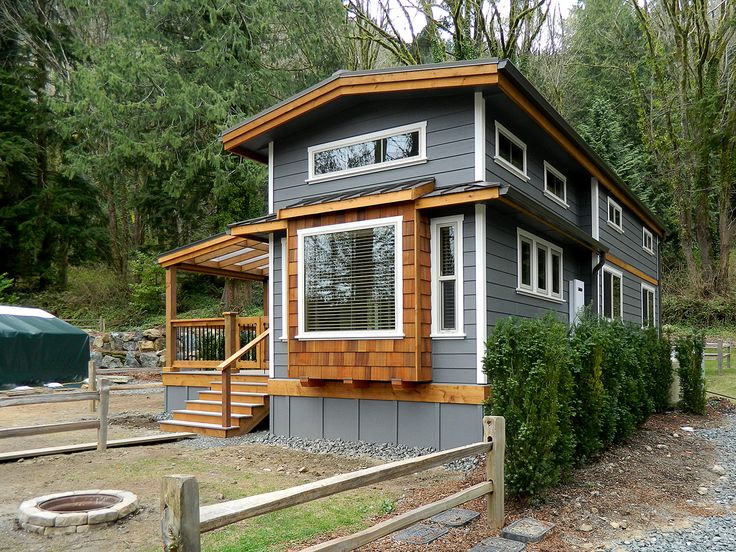 Wildwood Lakefront Cottages | Park Models | West Coast Homes. Mobile HouseContemporary  ...