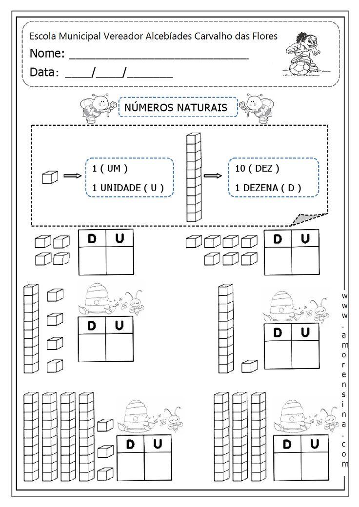 ATIVIDADES DE MATEMÁTICA 2º ANO TODAS AS ATIVIDADES AQUI POSTADAS, TAMBÉM PEGUEI DE OUTRAS PROFESSORAS E ESTOU COLABORANDO COLOCANDO DE ...