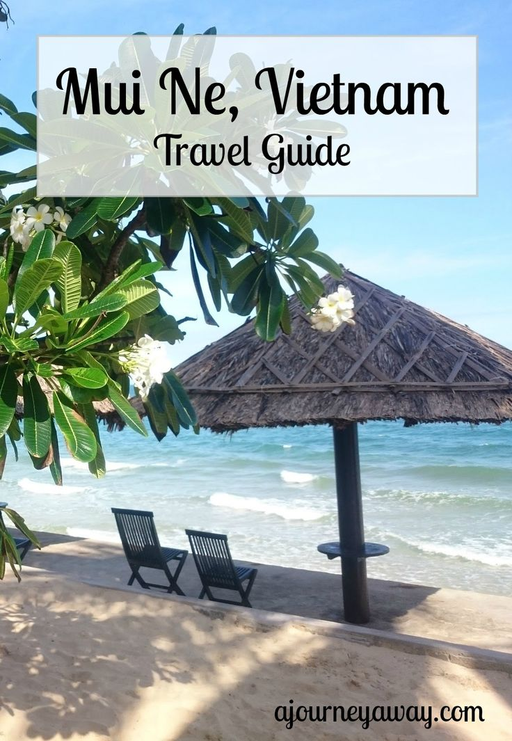 A travel guide to Mui Ne, Vietnam