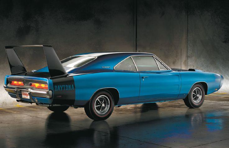 Muscle Car Monday: 1969 Dodge Charger Daytona - Quarto Drives