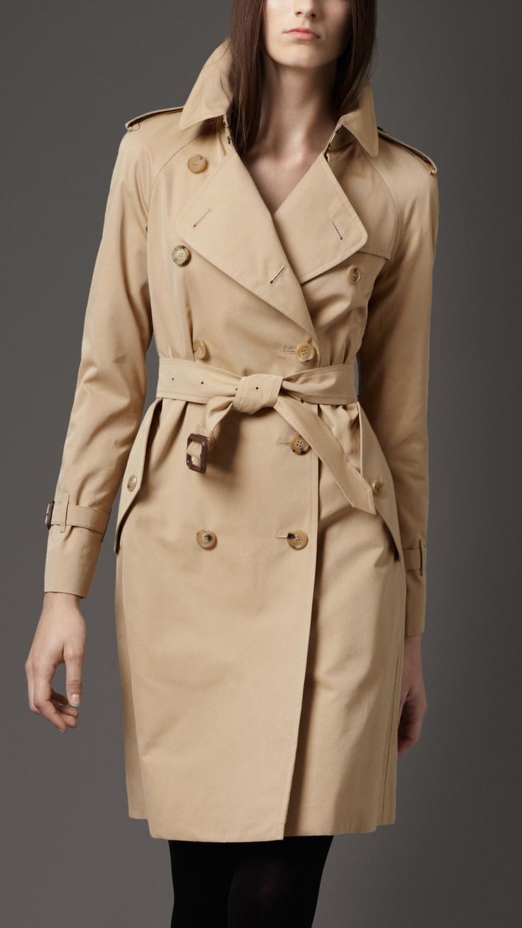 Burberry womens trench coat sale