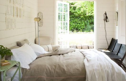linen wonderland in my room, next project