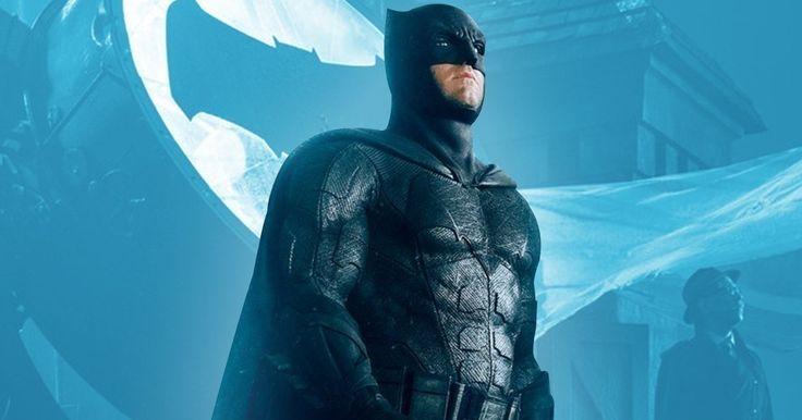 Ben Affleck signs on for Matt Reeves' The Batman Trilogy Batman Beyond coming as well