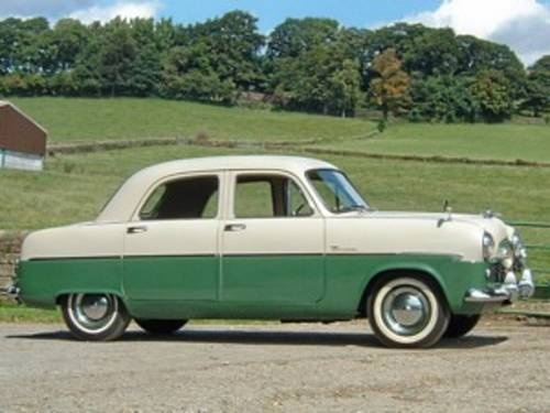 Ford Zodiac MK1 1954 & 29 best English Fords images on Pinterest | Vintage cars Old cars ... markmcfarlin.com