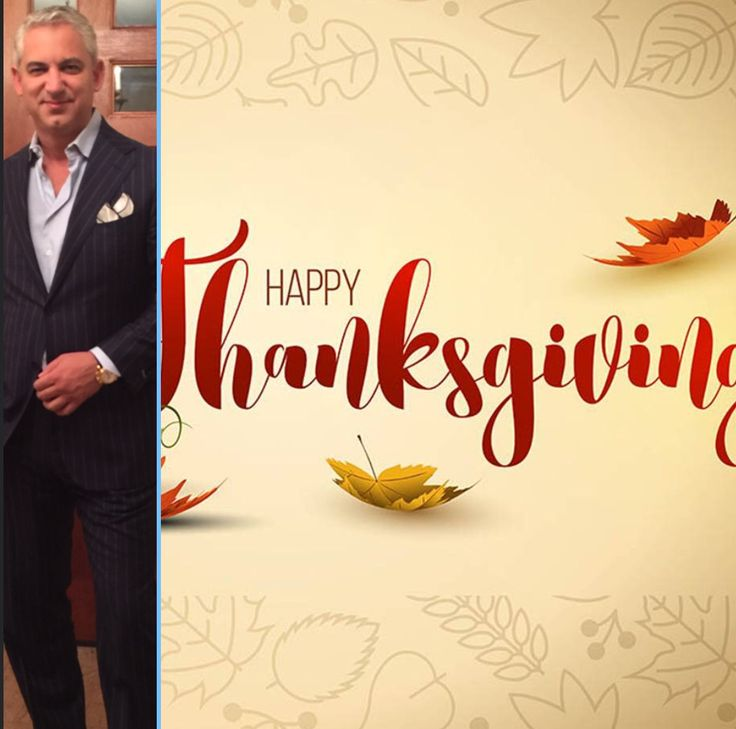 #HappyThanksgiving to everyone! I would like to wish all my friends and family Happy thanksgiving, enjoy your holiday and let's  be thankful for everything that we have.