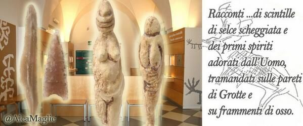 www.maglie.cchnet.it/ | L'attuale percorso espositivo è organizzato in 4 sezioni, Geologia e Paleontologia, Paleolitico ed Arte preistorica, Neolitico, Età di Metalli ed Etnografia. Dalle prime testimonianze di vita nel Salento, risalenti alla fine del Cretaceo, i temi ricostruttivi del territorio e dei gruppi umani che vi si insediarono, giungono fino alle soglie dell'Età del Ferro, percorrendo uno spazio espositivo lungo più di 65 milioni di anni.