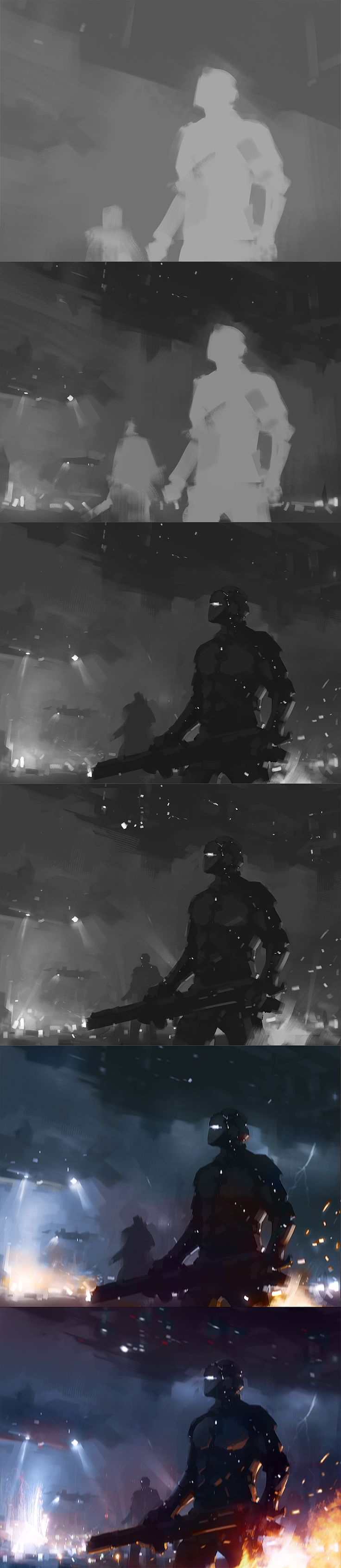 Some process by jamajurabaev.deviantart.com on @deviantART