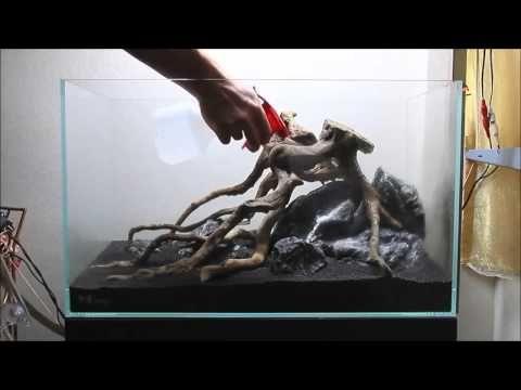 Грунт в аквариуме, какой грунт лучше, как правильно засыпать грунт в аквариум