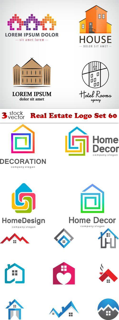 Vectors - Real Estate Logo Set 60
