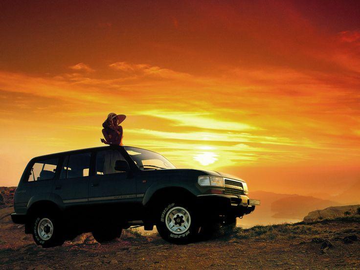 Toyota Land Cruiser 80 VX Worldwide (HDJ81V) '1990–92