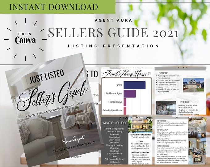 Listing Presentation Packet Keller Williams Kw Real Estate Etsy In 2021 Listing Presentation Listing Presentation Real Estate Realtor Branding