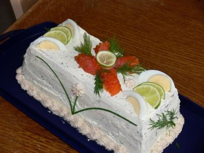 Gluteeniton kalakakku