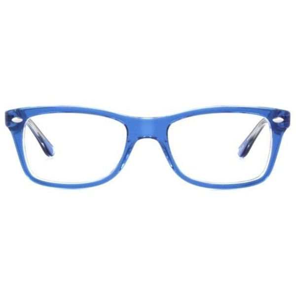 ray ban eyeglasses sale  ray ban rx5228 unisex eyeglasses ($180) ? liked on polyvore featuring accessories,