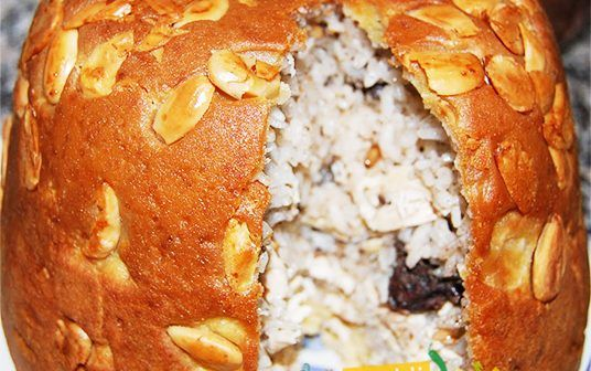Perde Pilavı Perde Pilavı Tarifi,perde pilavı nasıl yapılır,pilav tarifleri,rice recipe,Reis Rezept,рецепт риса http://renkliyemektarifleri.com/perde-pilavi