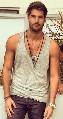 Nick Bateman. I'll skip the turkey, I want him for Thanksgiving dinner. I second that!