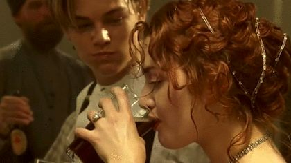 """Going On A Blind Date, As Told By """"Titanic"""""""