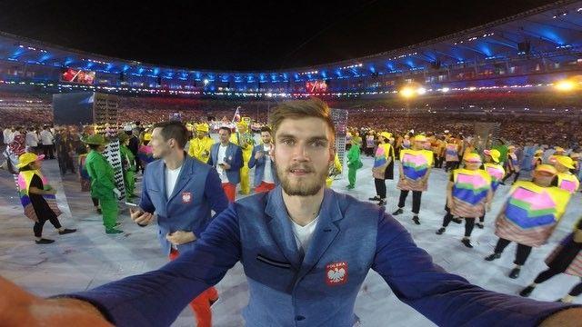 Veni, vidi.. opening ceremony Olympic Games Rio 2016😍❤️ #olympics #rio2016 #maracana #goPoland #dreamscometrue