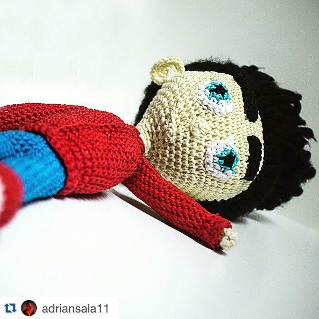 #Repost @adriansala11 with @repostapp. ・・・ Norman #stopmotion #anime #paranorman by @ninjatejedor #amigurumicrochet #instacrochet #crochetaddict #ganchillo #diy #hechoamano #handmade #amigurumis #ninjatejedor #amigurumi