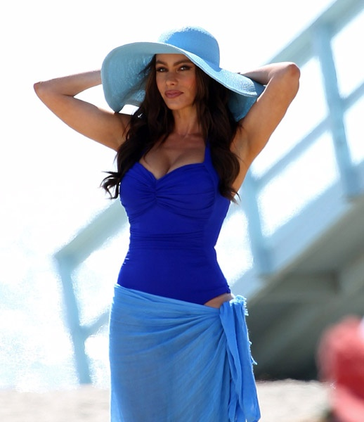 sophia vergara-I think she is just absolutely gorgeous, and she wears her curves proudly, just like me(: