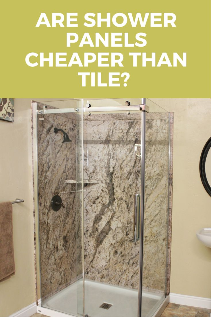 cheap bathroom wall panels
