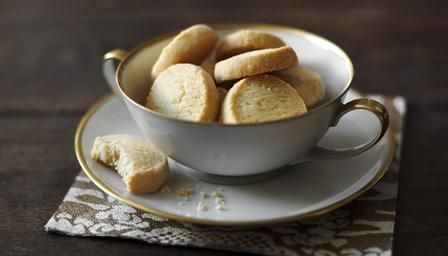 Parmesan Shortbreads Recipe Christmas Parties A Well