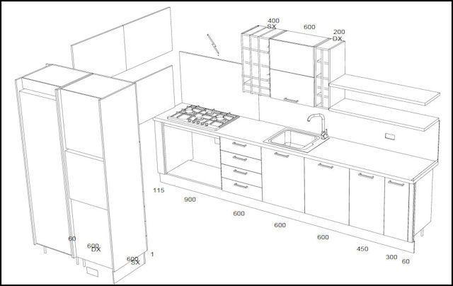 Kitchen Cabinet Dimensions, Ikea Kitchen Cabinets Sizes