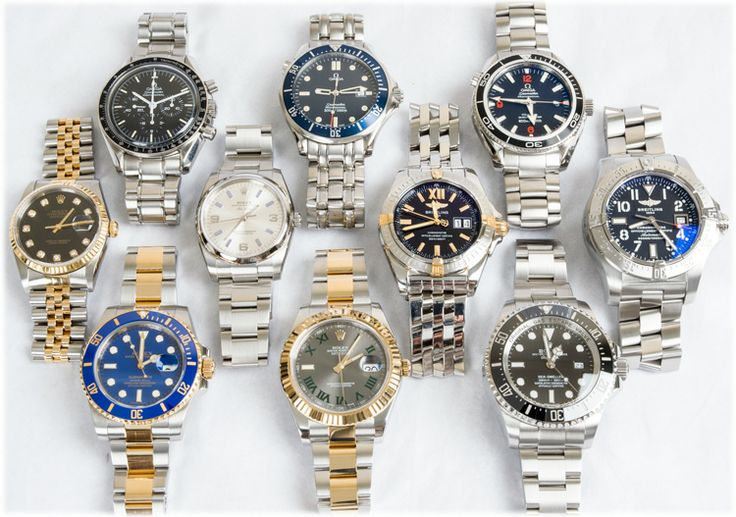What's New for May 8 @ BernardWatch.com: Breitling Avenger Seawolf, Breitling Cockpit, Omega Seamaster Planet Ocean, Omega Seamaster Professional, Omega Speedmaster Moon, Rolex Air-King, Rolex Datejust, Rolex Datejust II, Rolex Sea-Dweller DEEPSEA, Rolex Submariner Date
