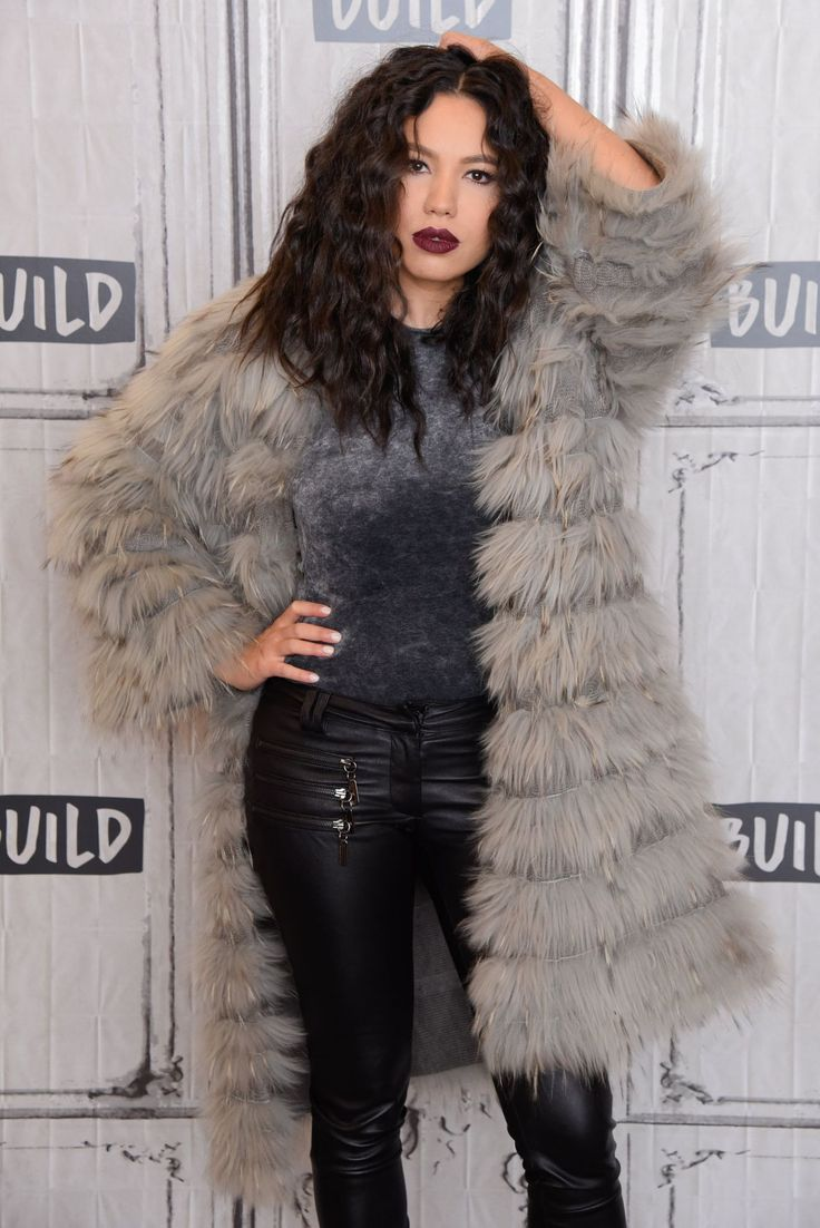 The coat is too much for what I'm looking for.   Image result for Jurnee Smollett jeans