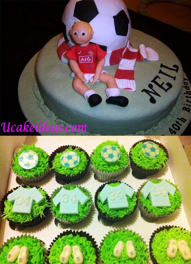 Football Birthday Cakes For Men