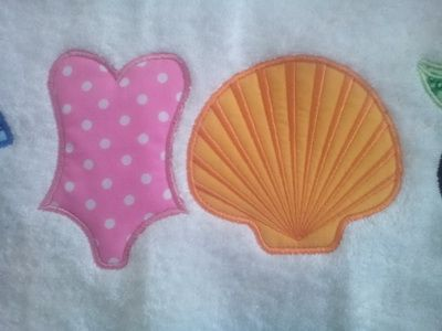 BESV633 - Nautical Applique 4 Fun in the sun with these nautical and beach themed appliques. Easy to make with their low stitch counts and low colour changes. The set has three sizes included. There are four different sets that can be used in combination, collect them all and get busy!! http://tinyurl.com/hyfgk3d