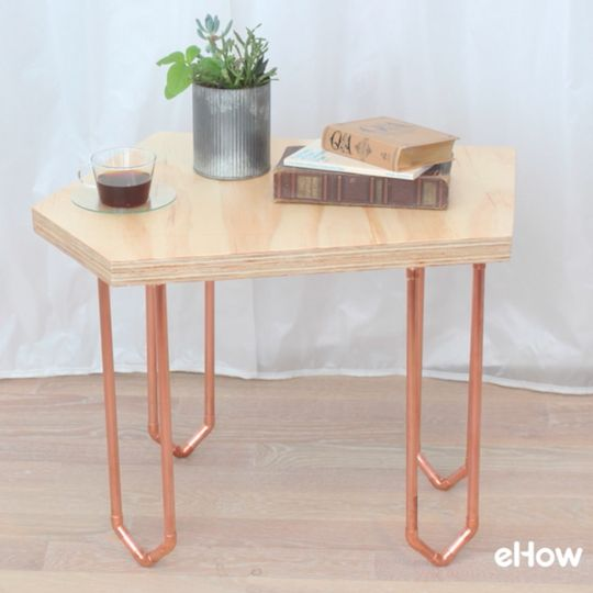 Simple Wood Coffee Table