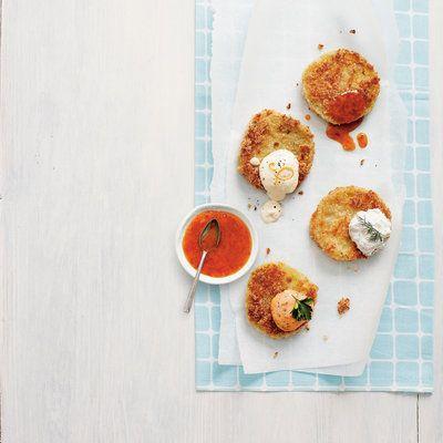 Lighten Up Fried Green Tomatoes