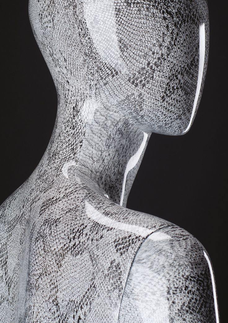 Snake pattern #FemaleMannequins #HydroGraphics