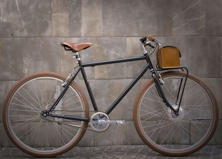 The Velorapida is an e-bike inspired by vintage frames. Its romantic style with dips and crests take us back in time onto the bumpy, narrow passages of Italy. A secret battery pack is hidden inside the charming leather satchel buckled to the handlebars. It runs a 5 speed 250-watt motor featuring adjustable speed with a …