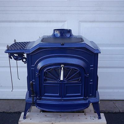 Pot shelf, Vermont Castings Resolute Midnight Blue Coal Wood Stove Woodstove,  Minty - 17 Best Images About Stoves On Pinterest Stove, Midnight Blue